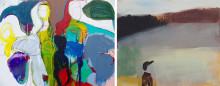 Vårens nya utställningar på Härnösands Konsthall
