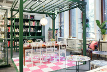 Svenskt Tenn öppnar pop-up-butik i Helsingfors