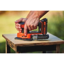 Best-Selling BLACK+DECKER™ MOUSE® Detail Sander is Now Cordless