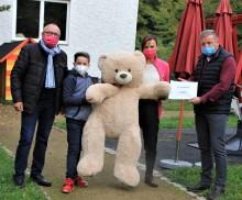 Sportverein Rositz organisiert Spendenaktion für Bärenherz