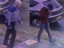 CCTV released following a series of burglaries – Oxfordshire and Berkshire