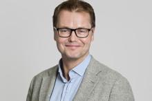 Johannes Blom ny ordförande i Stockholms medicinska råd