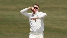 England Lions made to work hard for wickets as Cricket Australia XI bat out day three