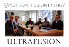 GU Ventures företag UltraFusion Nuclear Power fusioneras med Norrønt Fusion Energy