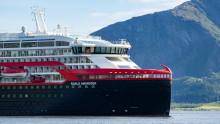 Her kan du se Hurtigrutens nye hybridskip