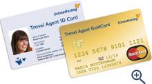Mit Schmetterling doppelt profitieren: Expedienten erhalten für drei Jahre die Schmetterling Travel Agent ID Card und Schmetterling Travel Agent GoldCard kostenlos