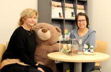 Yoga in Altenburg: Tatjana Thurow sammelt Spenden in ihren Kursen