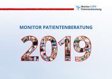 Monitor Patientenberatung 2019 vorgestellt