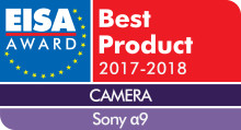 Sony celebrates record haul of seven categories at the 2017 EISA awards