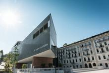 Lugano - im Schweizer Süden blüht die Kunst auf