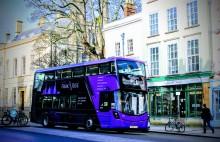 OXFORD BUS COMPANY BACKS CITY'S HALF MARATHON WITH EXTRA SERVICES