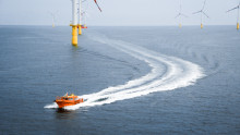 STB 12 - the little offshore wind farm vessel
