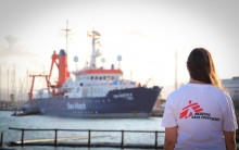 Sök- och räddningsinsatser på Medelhavet återupptas i samarbete med Sea-Watch