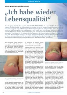 """Naspan®-Platinium-Nagelkorrektursystem: """"Ich habe wieder Lebensqualität"""""""