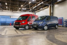 Globální lídr: Jak se Ford Transit stal nejprodávanějším užitkovým vozem na světě