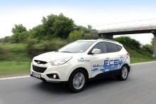 EU-topper skal kjøre Hyundai