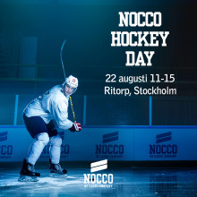 NOCCO Hockey Day