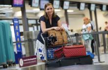 1 million nordmenn har opplevd bagasjetrøbbel