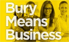 High school students discover that Bury Means Business