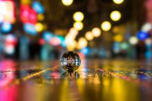 A Sony 100 mm-es STF objektívjével még az év legsötétebb napján is fényekben úszó képeket készíthet