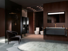 Venticello: une revendication design affirmée sur toute la ligne – La nouvelle collection de salles de bains conjugue légèreté et fonctionnalité