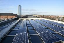 Pressinbjudan: Solcellsprojekt invigs på Högskolan i Halmstad
