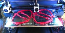 Centrum för 3D-utskrift hjälper och samordnar i coronatider