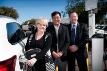 Mitsubishi unterstützt Regierung von South Australia beim Aufbau einer Zero-Emission-Fahrzeugflotte mit Elektro- und Plug-in-Hybridantrieb