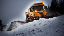 Svevia fortsätter som vägentreprenör i Norsjö