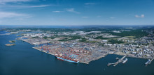 Port of Gothenburg freight volumes signify stability and revival