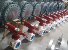 Rotork hydraulic actuators used for Malaysian oil field redevelopment