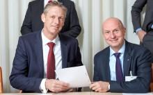ISS och Vattenfall samarbetar i mångmiljardaffär