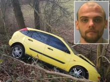Dangerous driver jailed after stealing and crashing his dad's car