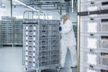 Bell steuert Transporthilfsmittel übergreifend mit dem Behältermanagement von EURO-LOG