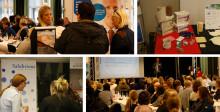 Sårkonferens lockade yrkesverksamma till högskolan