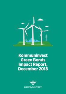 Kommuninvest Green Bonds Impact Report Dec 2018