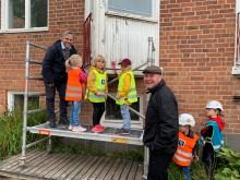 Gammalt barnhem blir modern förskola