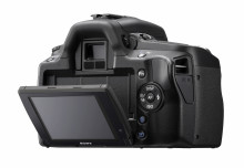 More style and value by Sony for first-time DSLR users Easy-to-use DSLR-A390 and DSLR-A290 with 14.2 megapixels