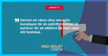 Avsnitt 41 av Med målet i sikte: Fängsla din publik med rätt retorik – med Barbro Fällman