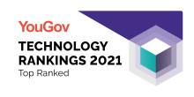 Samsung är världens mest omtyckta teknikvarumärke - enligt YouGovs brandindex