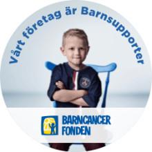 Julklapp till Barncancerfonden