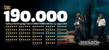 Fredericia Teaters SEEBACH bliver den bedst sælgende musical siden 2001 og forlænger nu for sidste gang!