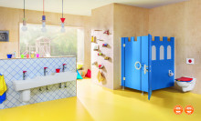 Clever design with the latest technology: Universal Design Award 2018 for O.novo Kids