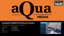 AquaMedia Rocks Up At London Boatshow