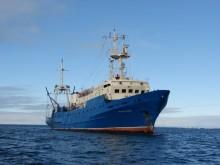 Akvaplan-niva on Nansen Legacy cruise in Russian waters