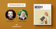 Ny bok av Simen Spurkland lanseres onsdag 20. januar