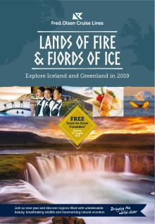 Free door-to-door transfers on Fred. Olsen's intriguing Iceland and Greenland itineraries in 2019