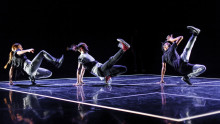 Vårens dansföreställningar på Vara Konserhtus