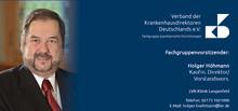 COVID-19 in Psychiatrischen Fachkrankenhäuser - gemeinsame Stellungnahme der Verbände (VKD, BDK, BAG und BFLK)