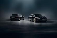 Porsche firar 10-årsjubileum för Panamera med specialmodell